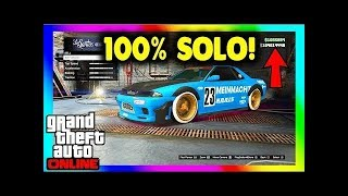 *NEW* GTA SOLO UNLIMITED MONEY GLITCH!! SOLO DUPLICATION! 50 MILL AN HOUR (GTA Online Glitches)