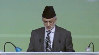 Jalsa Salana UK 2012: Day 2, Speech by Dr Zahid Khan Sahib (English)