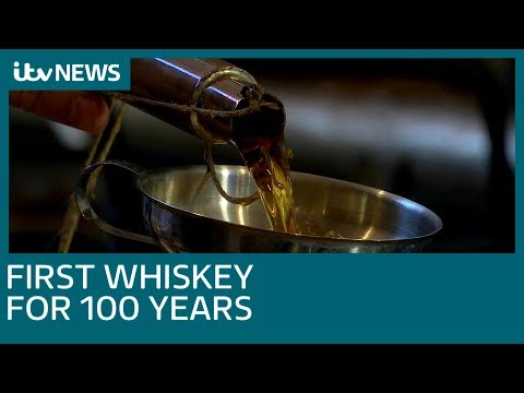 London produces first whiskey in a century | ITV News