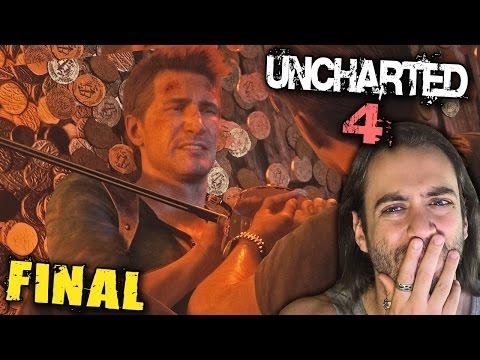 ¿MUERE NATHAN? ¿FINAL TRÁGICO DE LA SAGA?   Uncharted 4 Final Completo