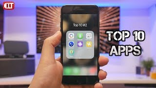 Top 10 Best iPhone APPS #2 - February 2018