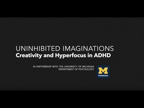 Creativity and Hyperfocus in ADHD | Ann Arbor District Library