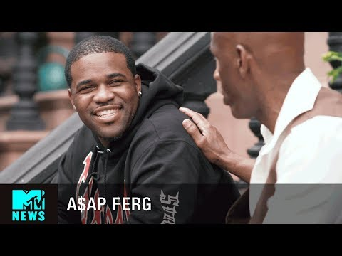 A$AP Ferg Interviews Dapper Dan, A Harlem Legend & Fashion Icon | MTV News