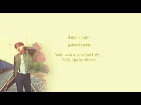 BTS (방탄소년단) – CROW TIT/SILVER SPOON (뱁새) [Color coded Han | Rom | Eng lyrics]