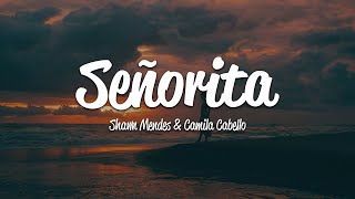 Gambar cover Shawn Mendes, Camila Cabello - Señorita (Lyrics)