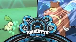 Pokemon ORAS Roulette Free For All: DKD vs Alister vs Mr Mack vs MutantPolarBear