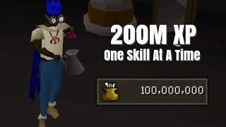 200M OSAAT Progress Log #1