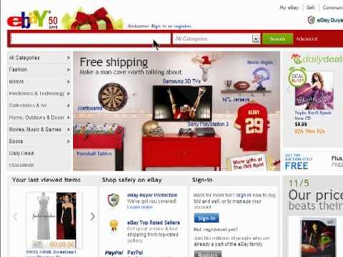 eBay's Buy It Now option