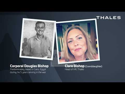 VE-Day 2020 - Thales employees share stories of their relatives