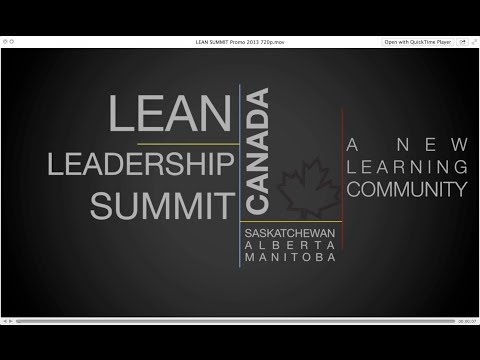 CANADA LEAN CONSTRUCTION SUMMIT 2013 - MOOSE JAW, SK