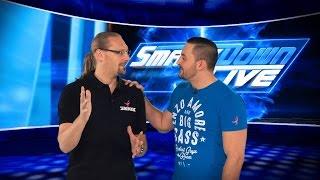 Heute bei SmackDown LIVE auf ProSieben MAXX..., 14. Oktober 2016