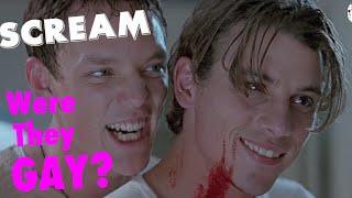 SCREAM 5 Was Billy and Stu Gay? 🌈 8 horror movie theories