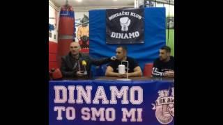 Osnivačka press konferencija BK Dinamo