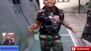 TNI Senam Gokil Abis