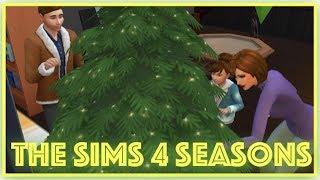 The Sims 4: Seasons // Season to Forgive (Part 20)