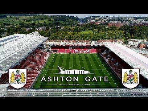 Ashton Gate Stadium - Bristol City Football Club