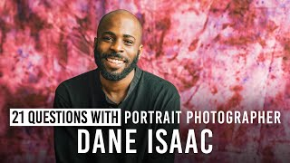 Dane Isaac on His Portrait Photography Projects, Film Photography & More | 21 Questions