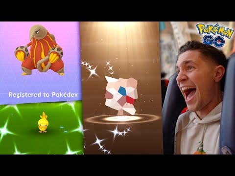 THIS WAS NOT SUPPOSED TO GO THIS WELL.. NEW Pokémon + SHINIES! (Pokémon GO)