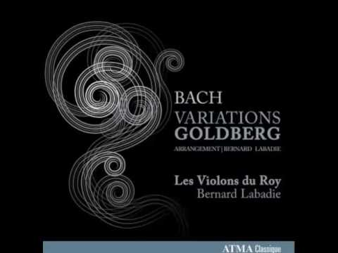 Goldberg Variations - Bernard Lavadie