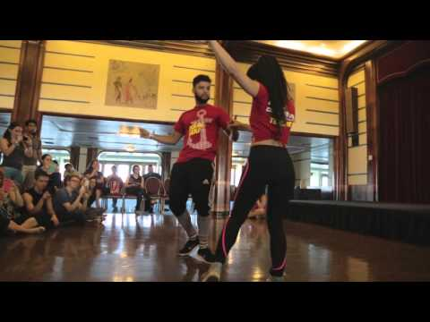 Aline and Charles A* ~ Zouk Soul at LA Zouk Congress