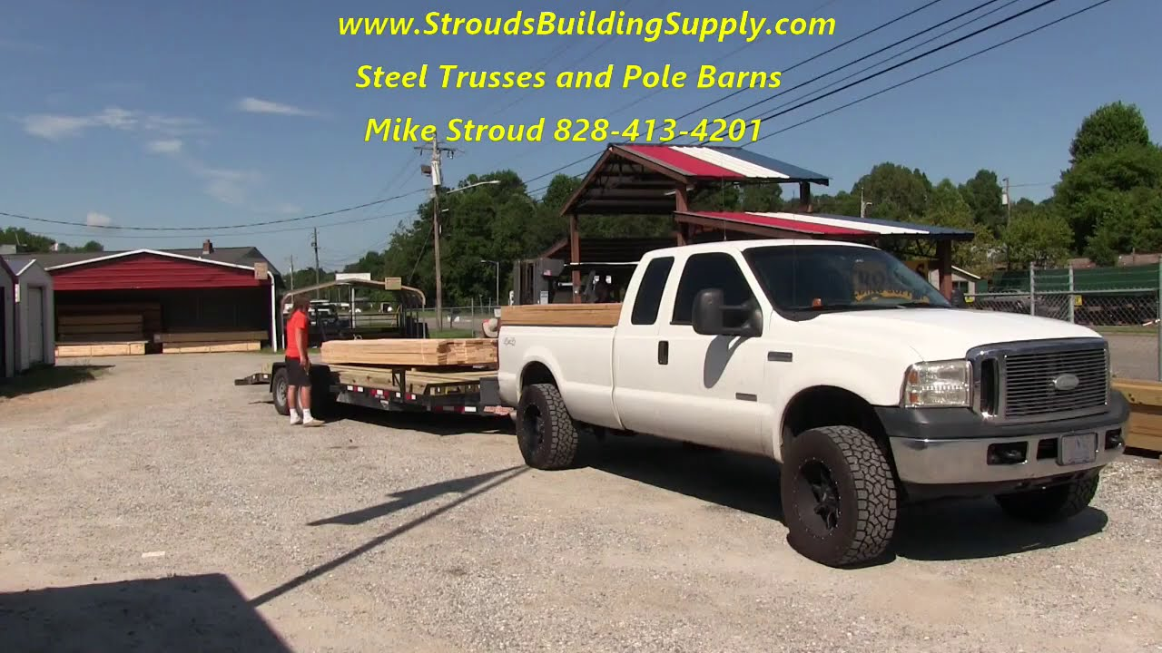 Steel Truss America - Still Trust Strouds