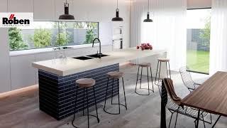 Design by Röben – Portland, zgaszona czerń, która inspiruje