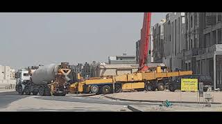 CONCRETE PUMPS IN ACTION