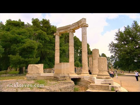 Peloponnese, Greece: The Sanctuary of Olympia