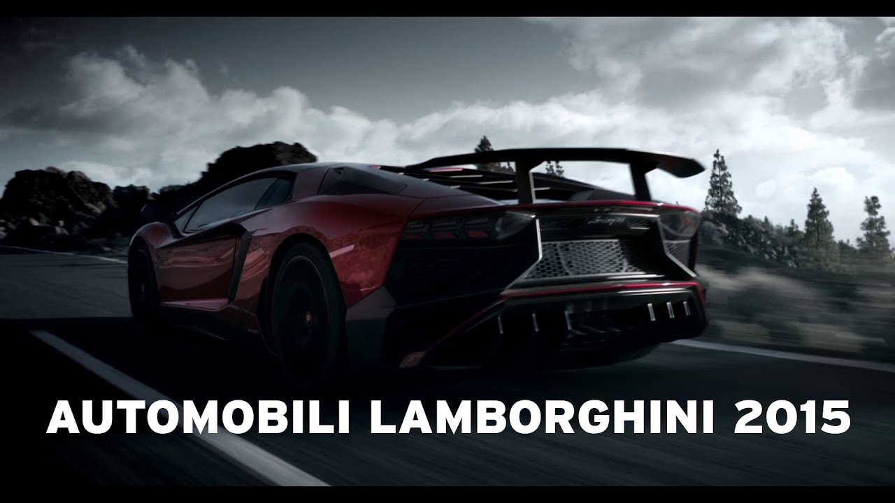 Happy Holidays from Automobili Lamborghini - 2015 Highlights