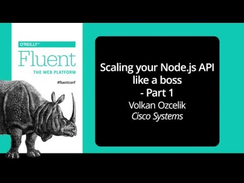 Scaling Your Node.JS API Like a Boss (Part One)