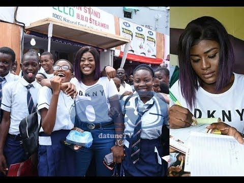 ALEX STORMS DSTV STAND AT THE LAGOS INTERNATIONAL TRADE FAIR