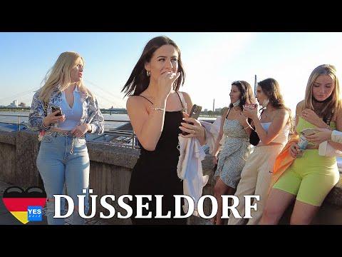 🇩🇪 DÜSSELDORF DISTRICT GERMANY SEPTEMBER 2021 [FULL TOUR]