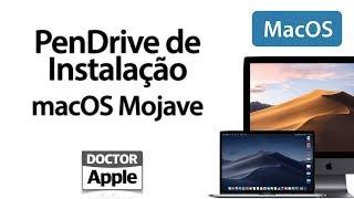 Curso Apple Mac - Criar Pendrive de Instalação MacOS Mojave