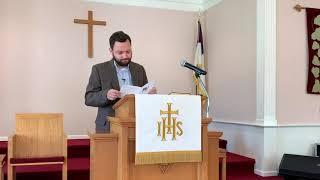 WHPC Worship Service Video - 07.19.20 2