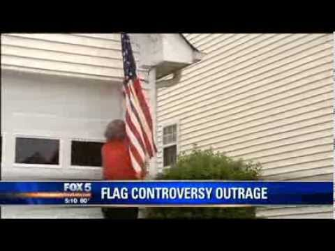 Lawyer: HOA Can't Prohibit WWII Vet From Flying Flag  - John Helton