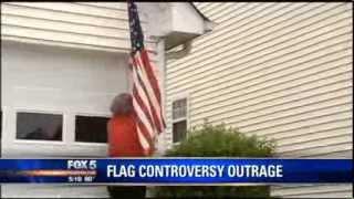 Lawyer: HOA Can't Prohibit WWII Vet From Flying Flag  - John Helton thumbnail