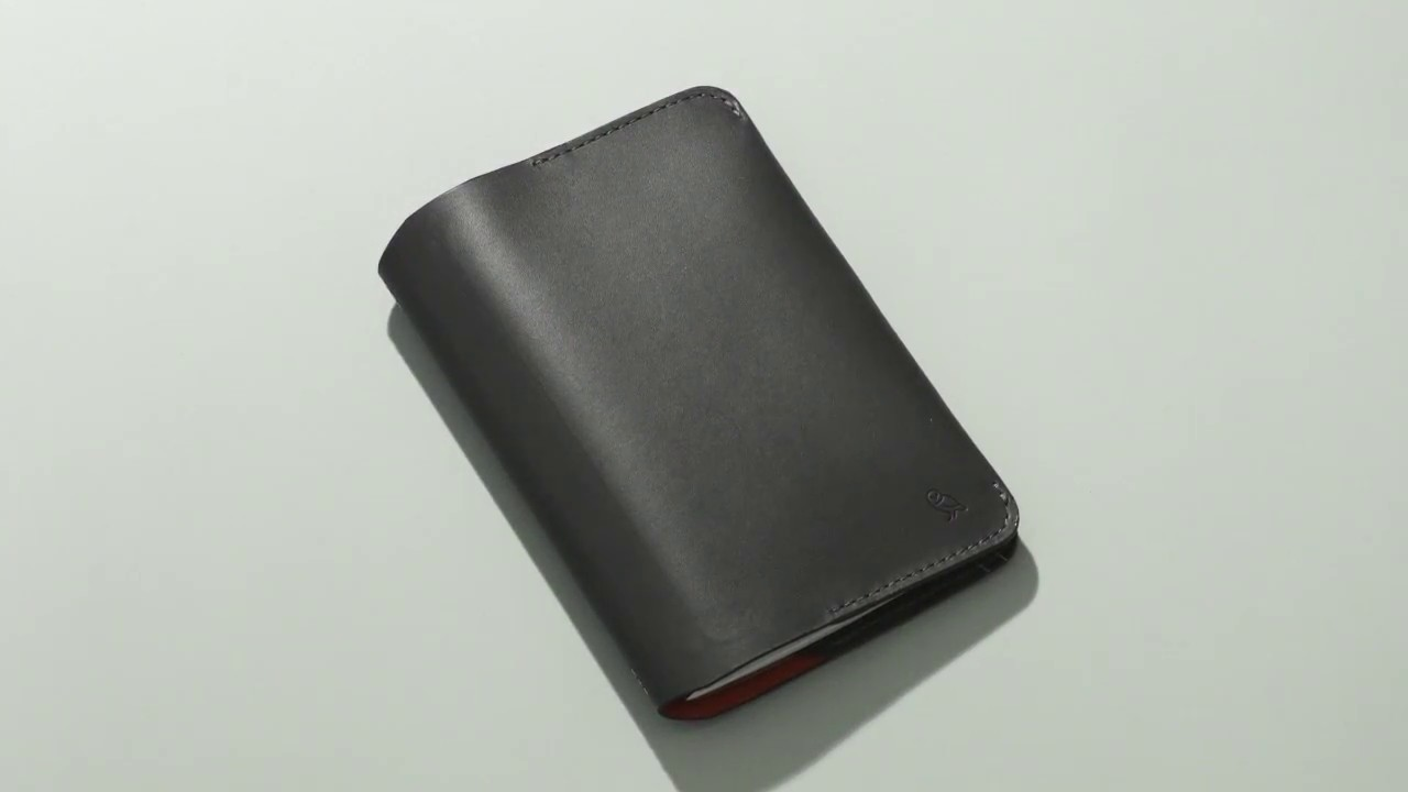 bellroy field notes notebook
