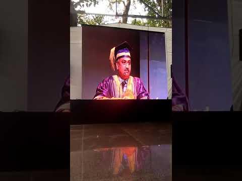 doctors Of 2018 MAULANA AZAD MEDICAL COLLEGE.   2 Ceremony.
