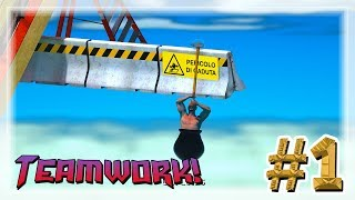 Getting Over It with-Ep 1: I bought a ticket to my nightmare w/ LittleGamezMC