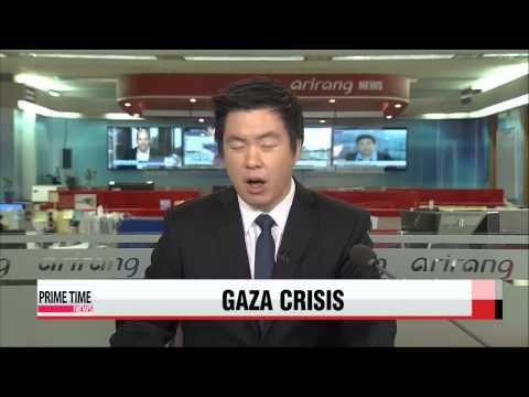 Israel, Palestinians accept 72-hr ceasefire deal in Gaza