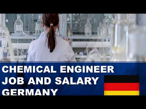 Chemical Engineer Salary In Germany - Jobs And Wages In Germany