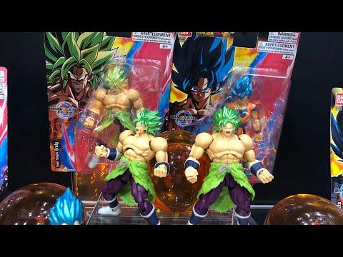 Dragon Ball Super Evolve Super Saiyan Blue Goku 5 inch Action Figure