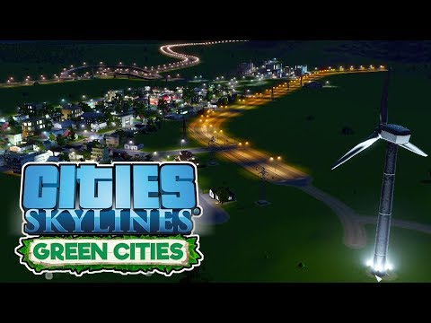 Earth Friendly Cities! – Cities Skylines Green Cities Gameplay – Let's Play Part 1