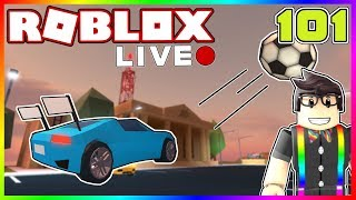 🔴LIVE🔴 ROBLOX Jailbreak, Natural Disaster, MM2, and MORE! Live Stream #101 with 🔴LIVE🔴