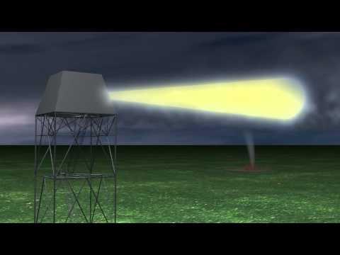 Multi-function Phased Array Radar B-Roll 2013
