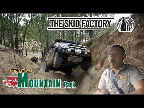 Patrols, Pajero and a Mercedes Tackle Landcruiser Mountain Park