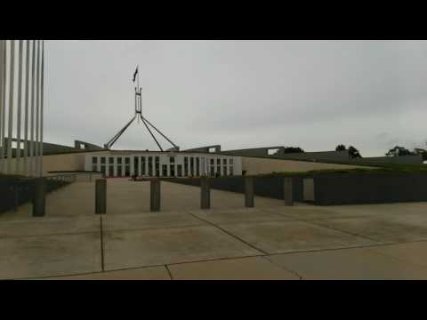 Parliament of Australia in Canberra