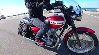 【PV】Kawasaki W400 【2007】tsuto@w400