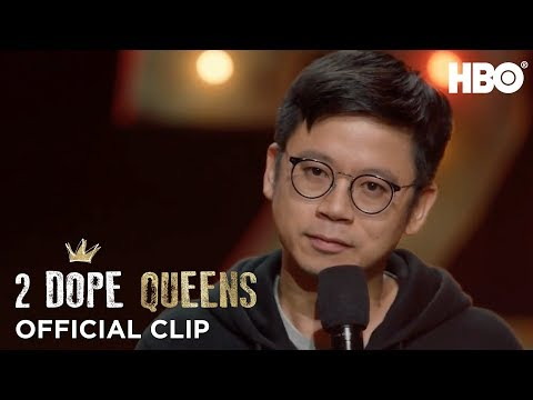 Talkin' Trash About Safety w/ Sheng Wang | 2 Dope Queens | HBO