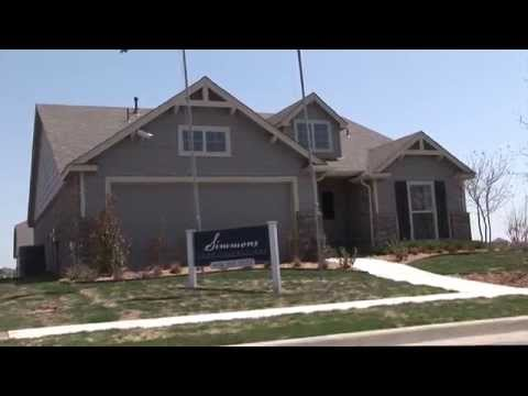Simmons homes video tour yorkshire new home plan in New home builders tulsa
